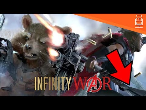 Thor's Mission in Avengers Infinity War Possibly Revealed