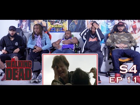 "The Walking Dead Season 4 Episode 7 ""Dead Weight"" Reaction/Review"