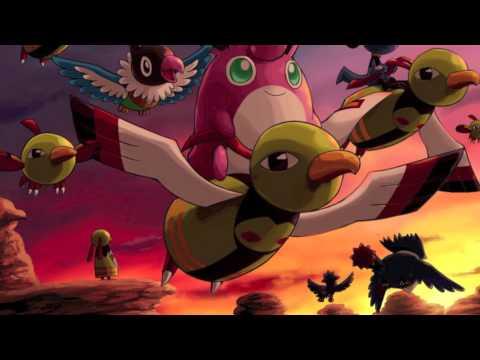 "Pokemon Mystery Dungeon Arrange: ""Sunset"" [Great Canyon]"