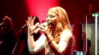 Anastacia live @ WDR2 radio show, July 15th 2014, Cologne/Germany Part 1
