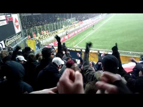 S.C. Cambuur - dkv : 3-1 Sfeer Impressie M.I. Side Ultras (13/14)