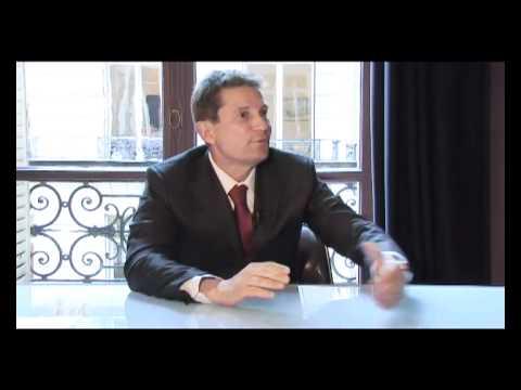 Interview de Louis Gautier, Président du Groupe Orion / Fondation Jean-Jaurès (1)