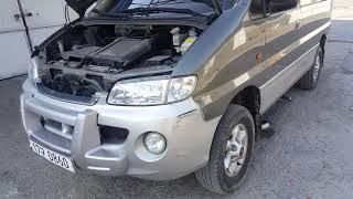 2003y Hyundai Starex TCI 4WD AT
