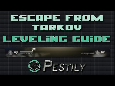 How to level fast in EFT - Level guide - Escape from Tarkov