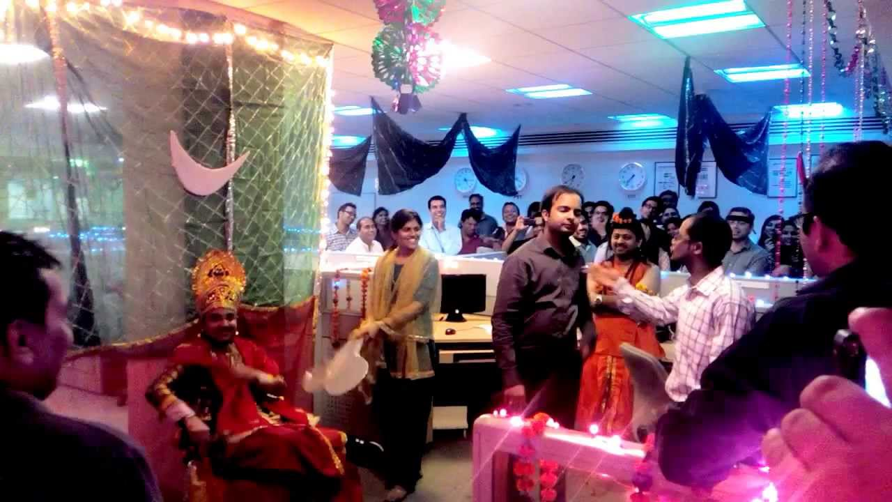 Office Diwali Clebration 2013 Youtube