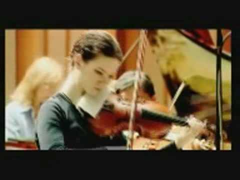 Hilary Hahn - Bach Violin Concertos