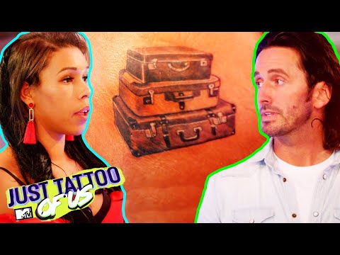 Guy Dumps His Girlfriend With A Tattoo | Jaw-Dropping Moments | Just Tattoo Of Us 4