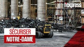 Notre-Dame : l'heure n'est pas à la restauration