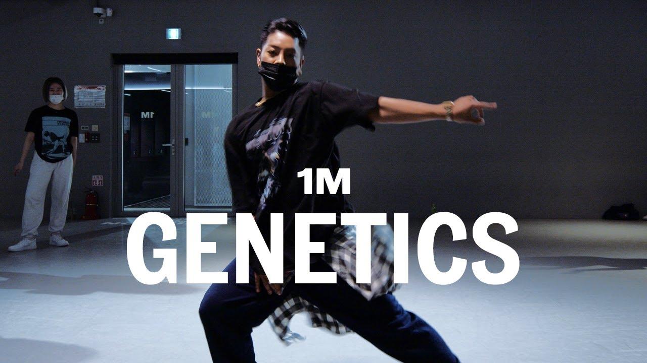 Meghan Trainor - Genetics / Ted Choreography