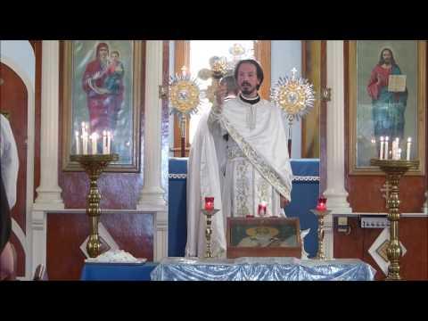 St. Nicholas Russian Orthodox Church-100th Anniversary-Chisholm Mn