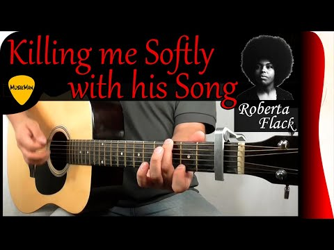 Killing Me Softly With His Song 🎹💘 / Roberta Flack | Cover #125