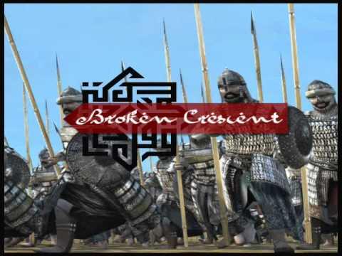 Medieval II total war-Broken Crescent