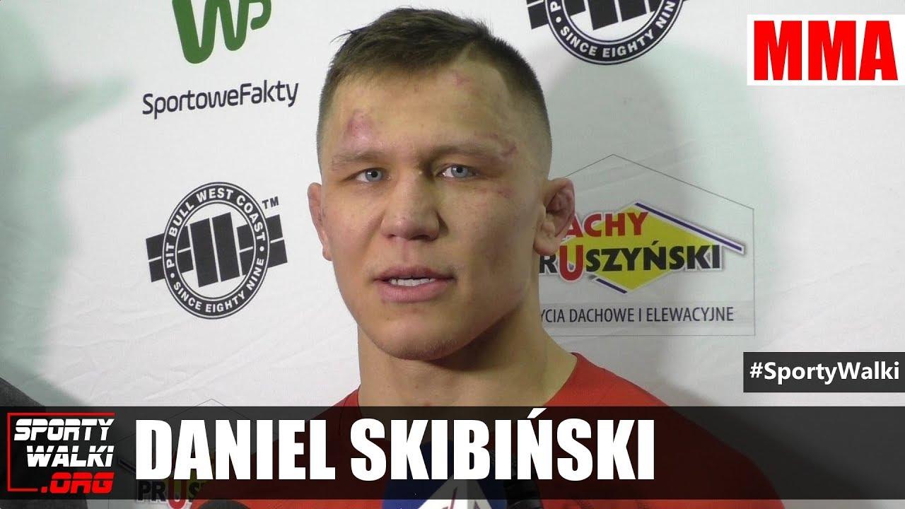 Daniel Skibiński po Babilon MMA 3