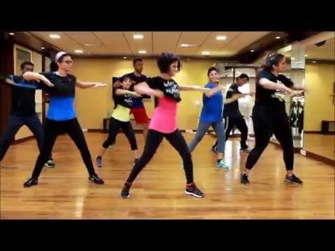Zumba® Choreography by Vijaya Dibby Dibby Sound by DJ Fresh Vs. Jay Fay Ft. Ms Dynamite