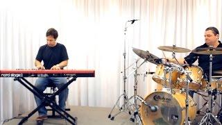 Lael Medina Trio no Batera Clube Jam Session (Íntegra) Latin Jazz Drummer