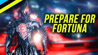 Warframe Beginners Guide 2018 - How To Prepare For Fortuna Expansion
