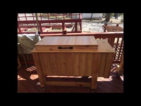 Ep 5 Cooler Deck Box Part 3