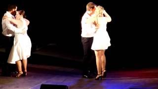 Bailes Caseta Jardinillos. Cuando me enamoro - Enrique Iglesias y Juan Luis Guerra. Albacete