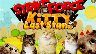 Gatos Kawai Otakus - Strikeforce Kitty: Last Stand