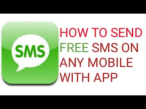 How to Send Free SMS on Any number with App || Send Unlimited Free Sms From android-[Hindi]