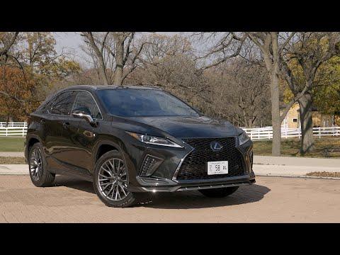 2020 Lexus RX: Review — Cars.com