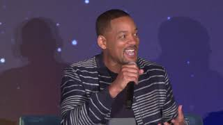 Aladdin - US press conference (official video)