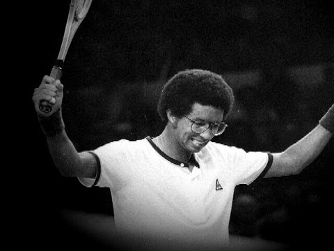 African American Tennis Player Arthur Ashe Died On Feb 6, 1933