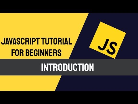 Javascript tutorial for beginners | Introduction thumbnail