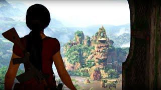 13 Minutes of Uncharted: The Lost Legacy Gameplay