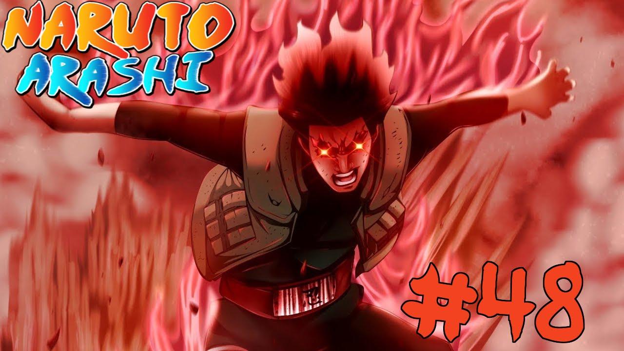 Naruto Arashi Episode 48 (Minecraft Naruto Mod)    Taking ...