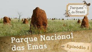 Parque Nacional das Emas | Parques do Brasil
