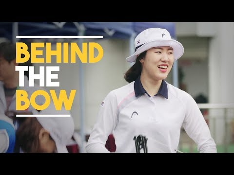 Archery is a full-time job in Korea |Behind the Bow