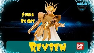 REVIEW CLOTH MYTH SHAKA EX OCE BANDAI [PT-BR] - ICE REVIEW #3