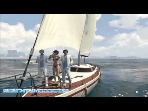 GTA V | Boats 'N Hoes Step Brothers Music...
