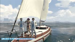 GTA V | Boats 'N Hoes Step Brothers Music Video