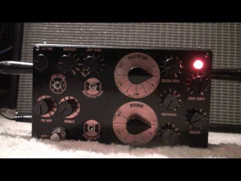 Schumann PLL - Guitar Functionality Demo