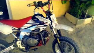 Dirt Bike Thump Star 125cc Piwi Tunisie