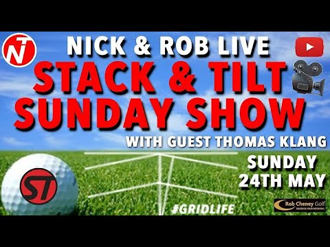 Stack & Tilt Sunday Show With Thomas Klang