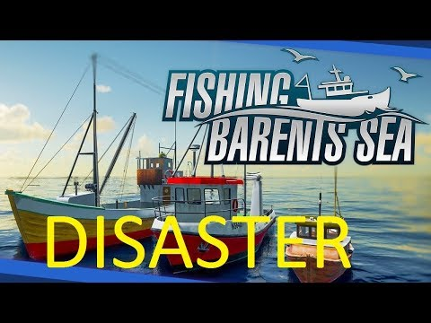 Deep Sea Fishing with Bill---Nice mission....Then disaster on the boat