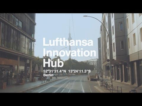 Innovation Drivers - Innovation Hub Berlin | Lufthansa