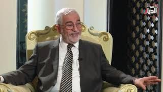 الامين العام للحزب الاسلامي : اياد السامرائي#اخر السطر مع مشرق ريسان