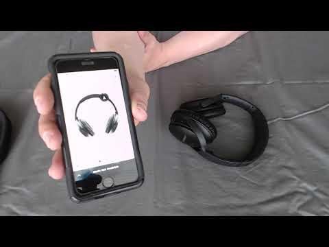 Bose QC35 Series 1 Wireless Headphones Indepth Unboxing
