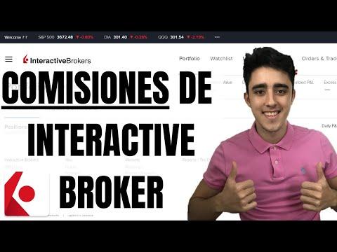 Todas las comisiones de Interactive Brokers EXPLICADAS FÁCILMENTE🔴 | IBKR con poco dinero