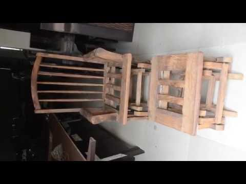 SINGH GIFTS & ANTIQUES  mechanical rocking chair