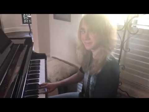 Bohemian Rhapsody (Queen Piano Cover) - Griffin Tucker