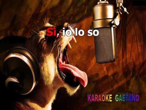 Don Backy & Johnny Dorelli L'immensita' Original Versione Karaoke