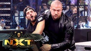 Karrion Kross tries to run Johnny Gargano over: WWE NXT, June 29, 2021
