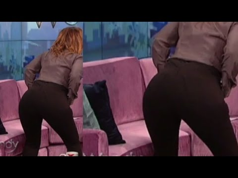 Leah Remini - Thick Booty On Wendy Williams thumbnail