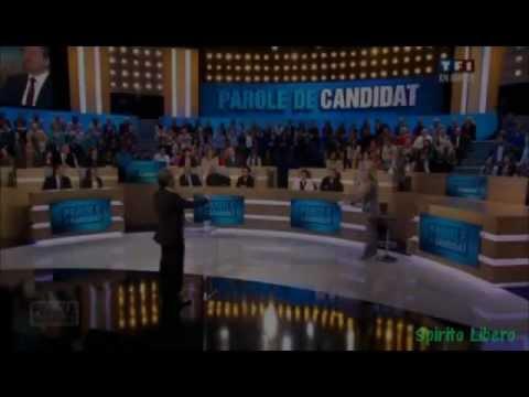 Marine Le Pen humiliée par Mélenchon dans Parole de candidat