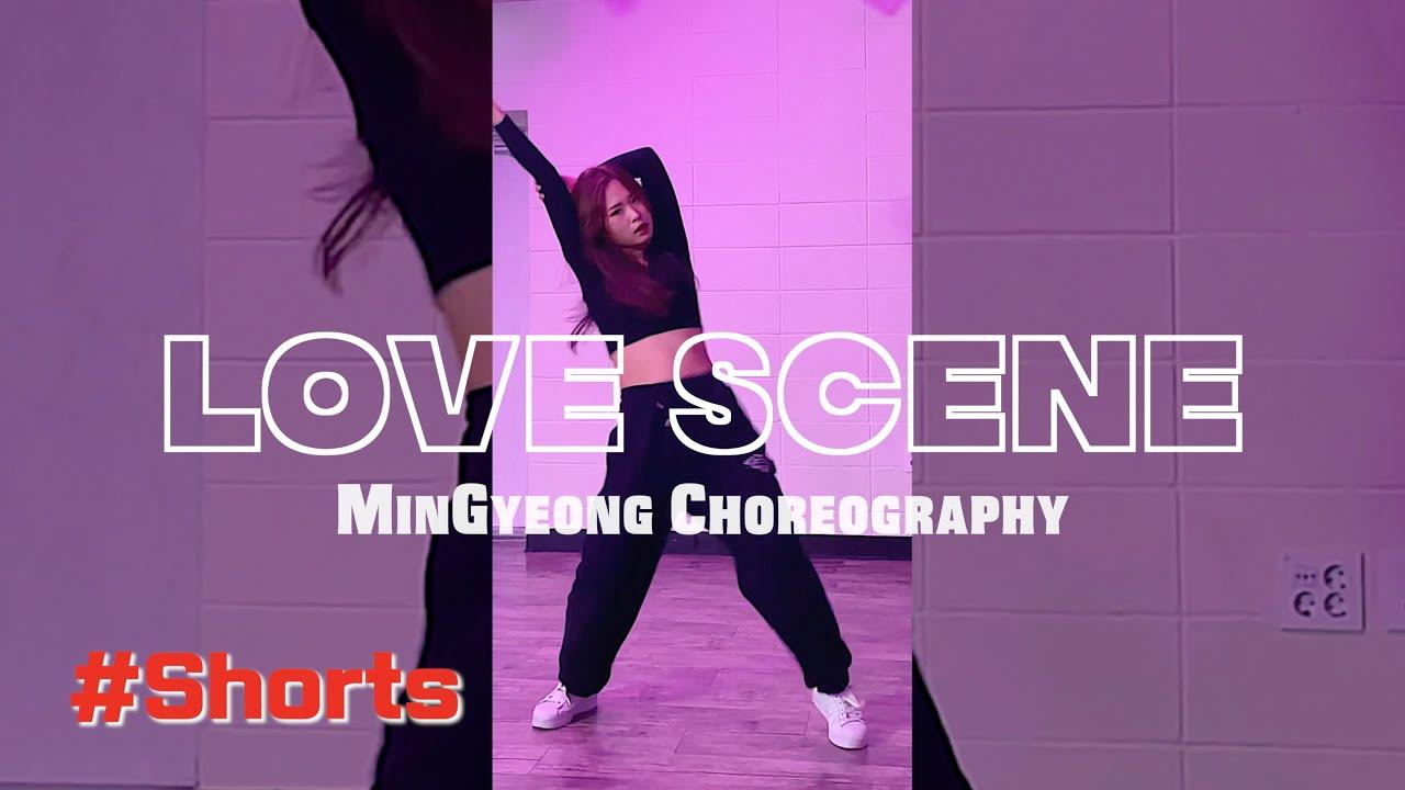 백현 BAEKHYUN - 'Love Scene' | 민경 MinGyeong Choreography #Shorts